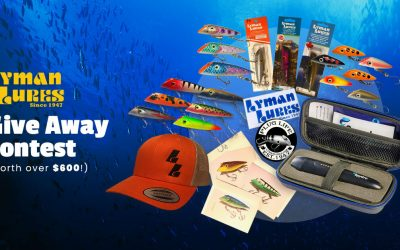 Lyman Lures Giveaway Contest & Upcoming Sale